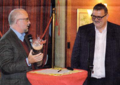 5.3.2020 – Dipl. Bauing. Otto Noger (Leiter des ASTRA Büros in Winterthur). Das Thema: ASTRA: Wer sind wir und was machen wir?